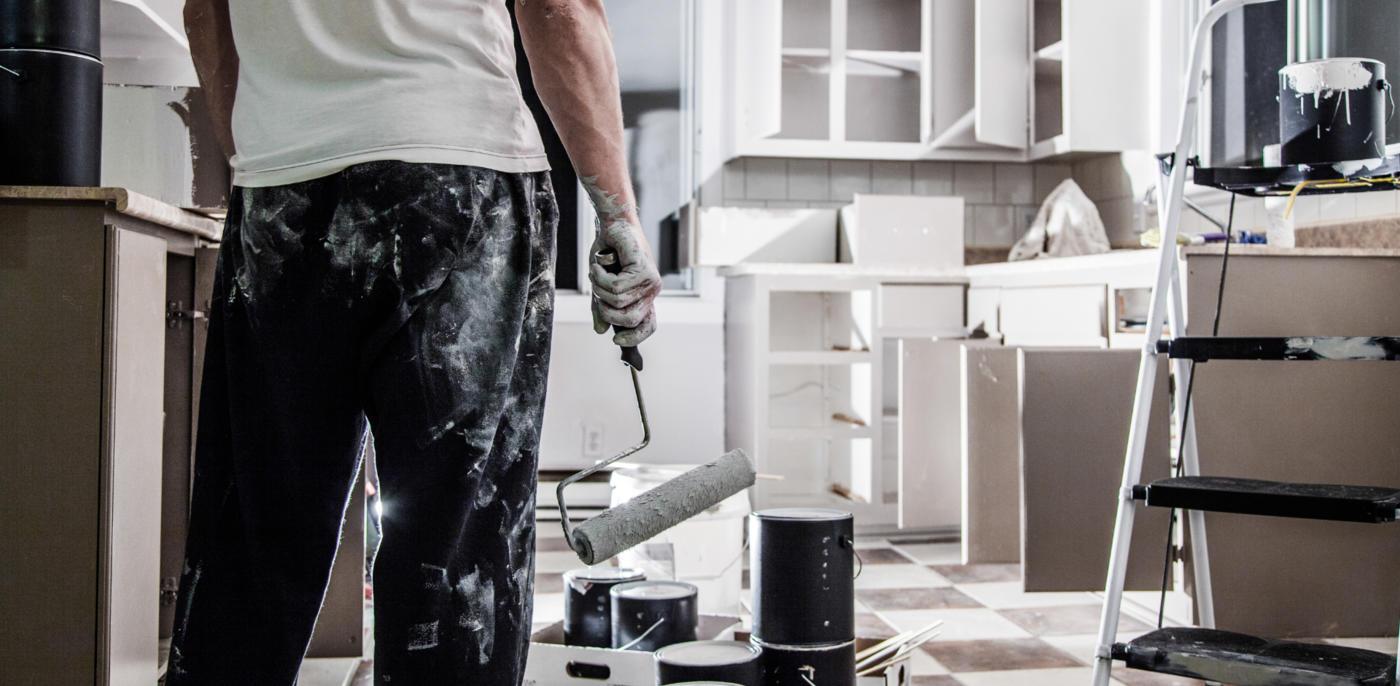 Hoe kun je zelf keukenkastjes schilderen?