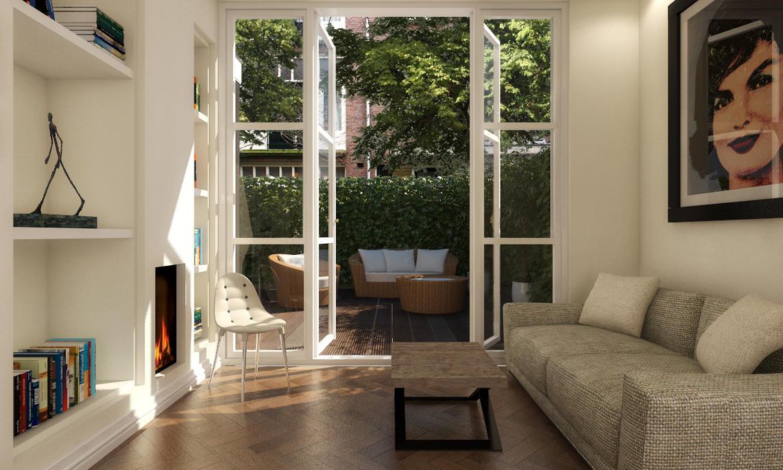 Breedte Openslaande Deuren : Openslaande deuren openslaande tuindeuren goedkoopst slimster