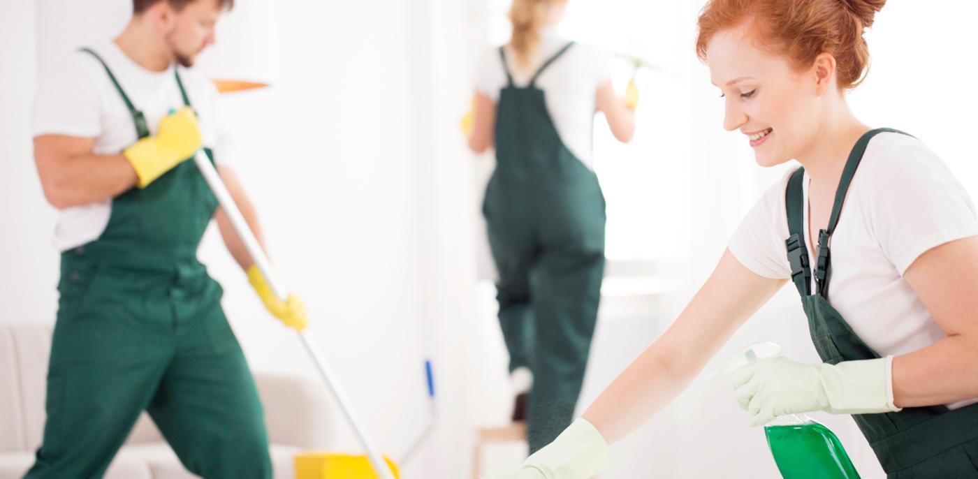Wat kost schoonmaak door een schoonmaakbedrijf?