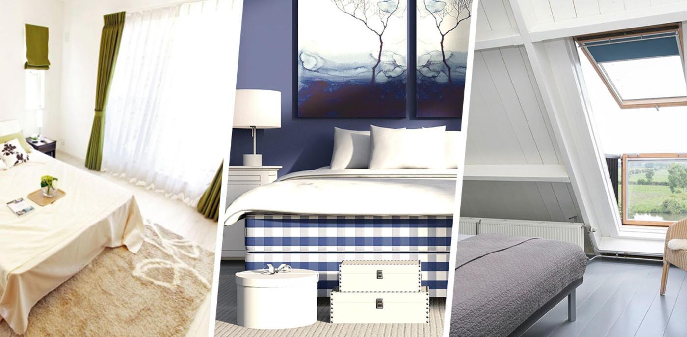 Rust in je slaapkamer: 4 tips voor een goede nachtrust