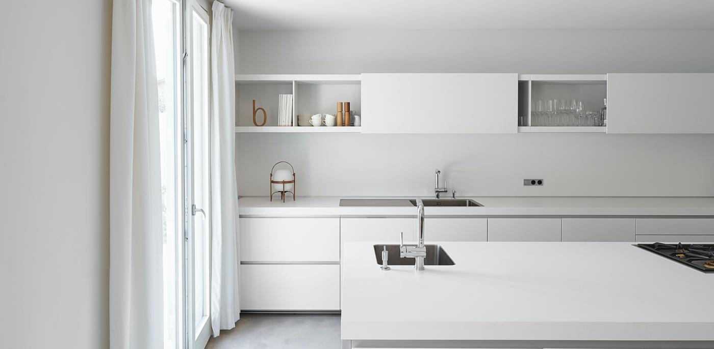 Keuken stucen kosten