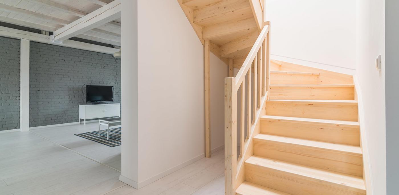 Kosten houten trap