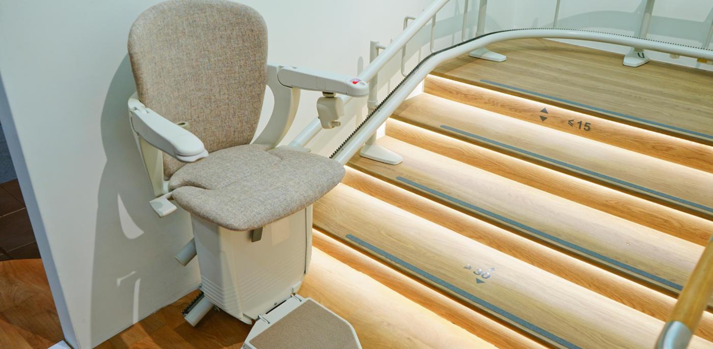 Wat kost een traplift plaatsen?