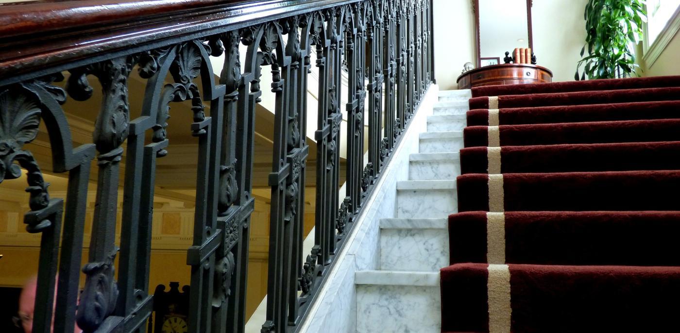 Marmer op trap: inspiratie & marmerlook