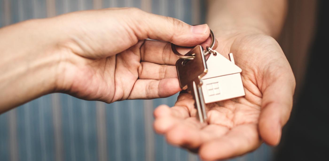 Huis gekocht en nu