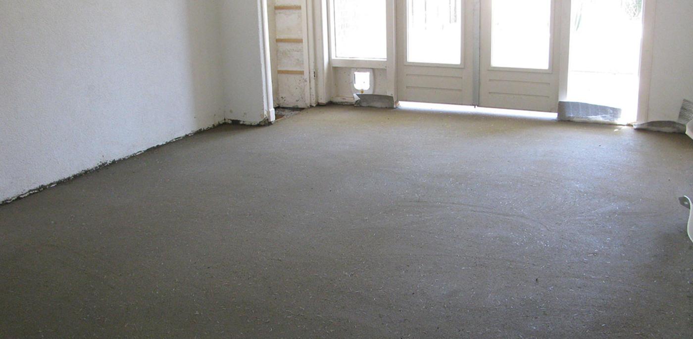 Favoriete Cementdekvloer prijzen? Kosten chape vloer leggen | Slimster VZ88