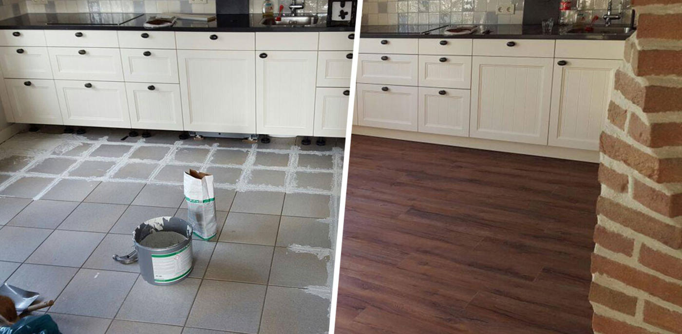 Vloertegels Over Vloertegels.Nieuwe Vloer Op Bestaande Vloer Leggen 8 Opties Slimster
