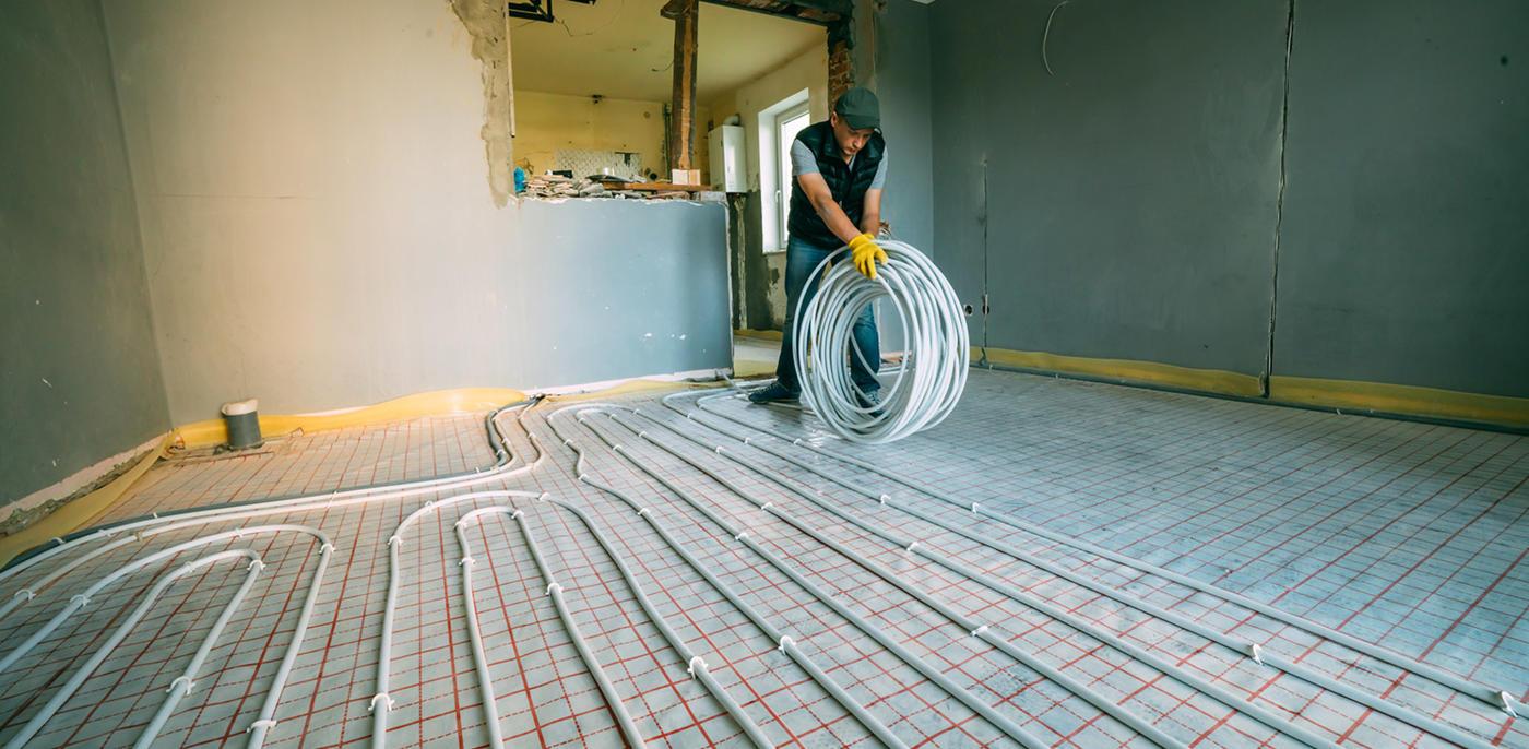 Waarom pompschakelaar voor vloerverwarming?