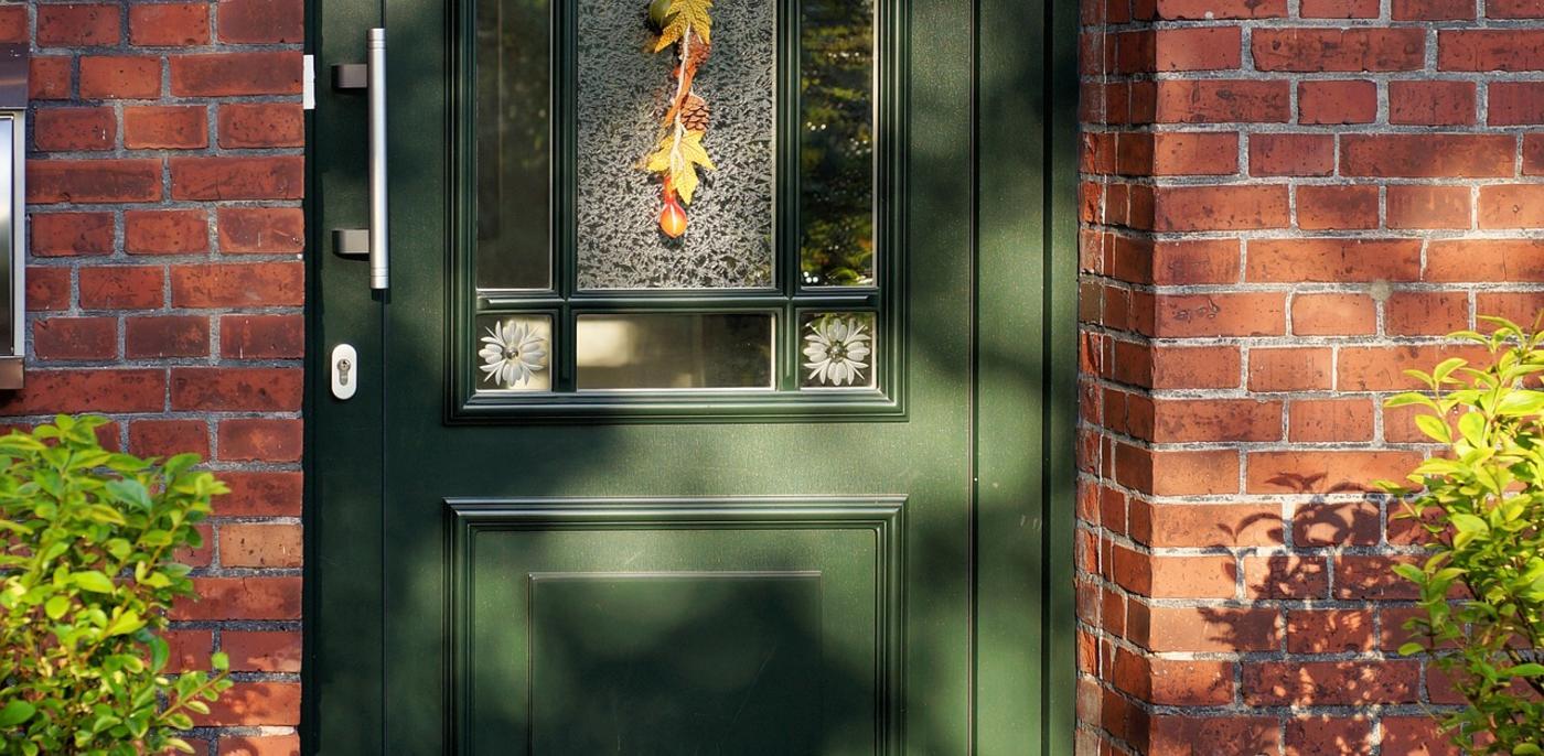 Klassieke voordeur inspiratie