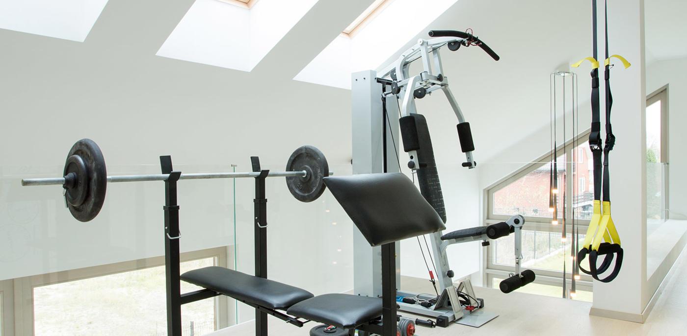Fitnessruimte in huis maken: hoe doe je dat?