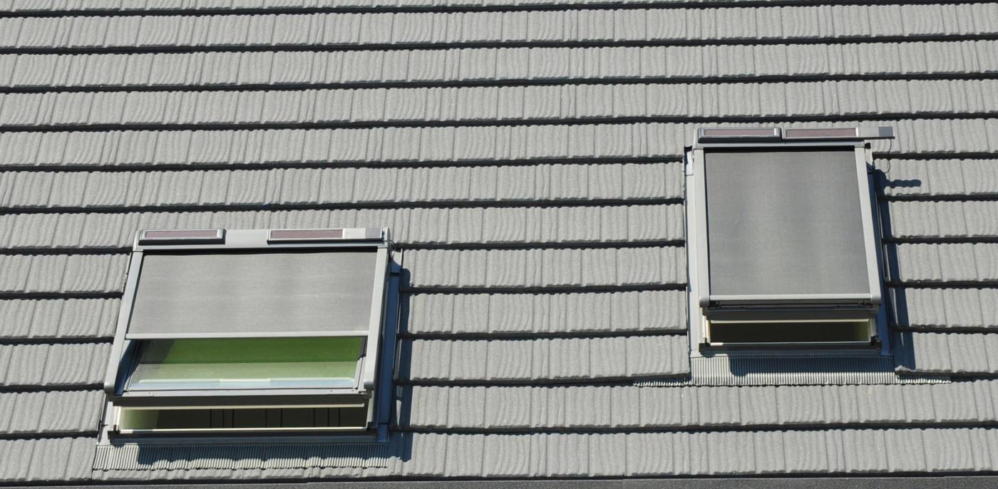 Zonwering op zonne-energie