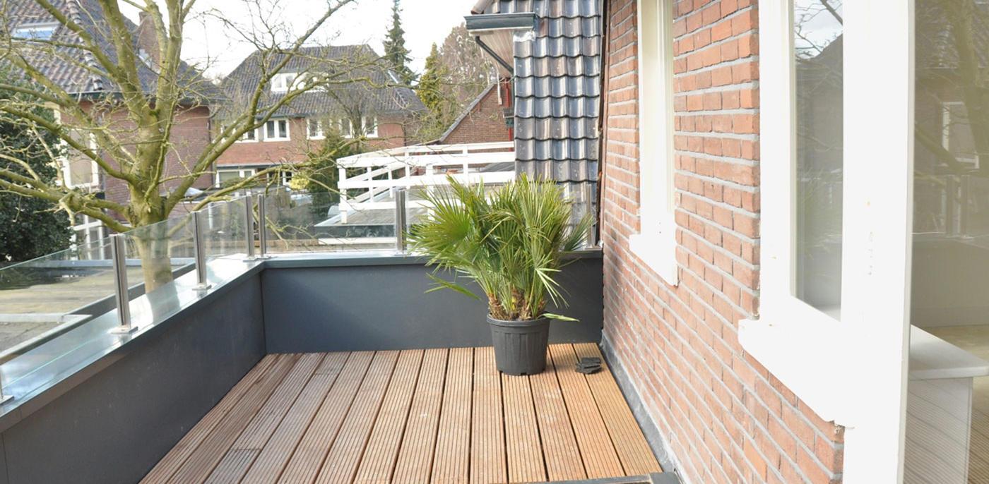 Aanbouw met balkon kosten