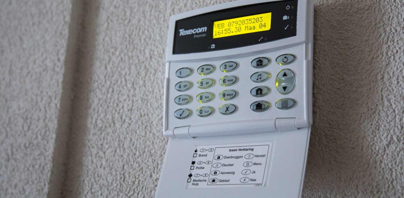 Alarmsysteem laten installeren? 🚨 → Offertes vergelijken - Slimster