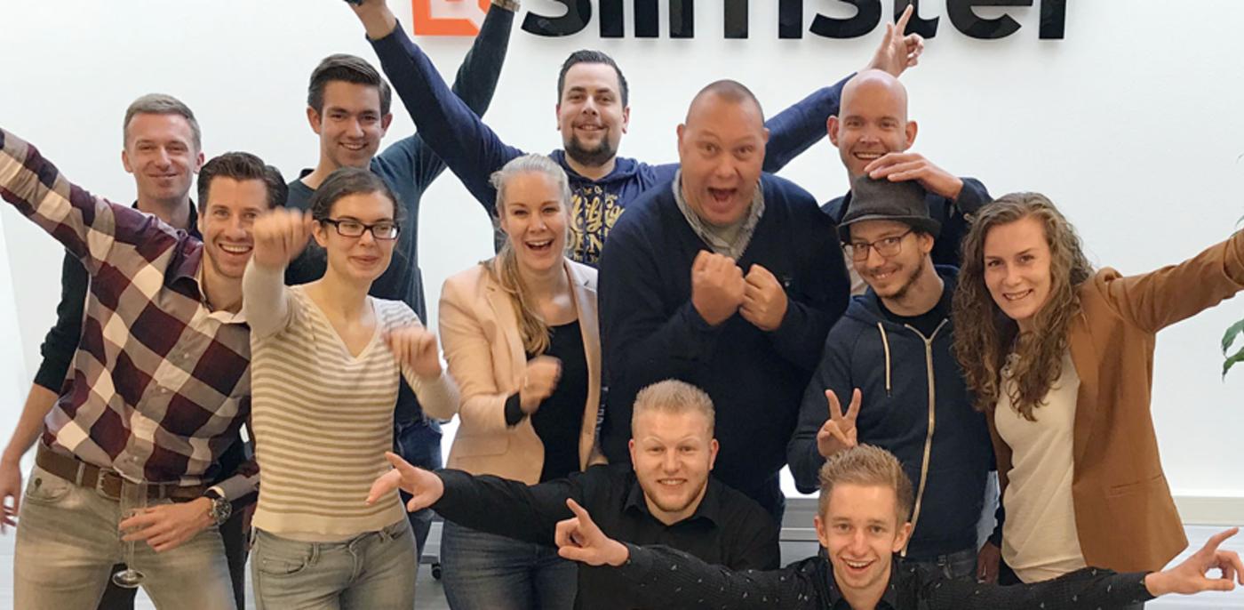 Slimster wint FD Gazellen Award 2017