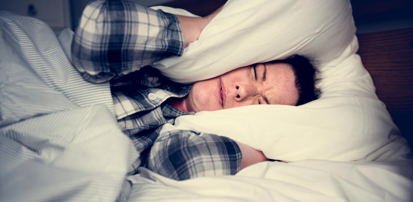 Oordoppen voor het slapen