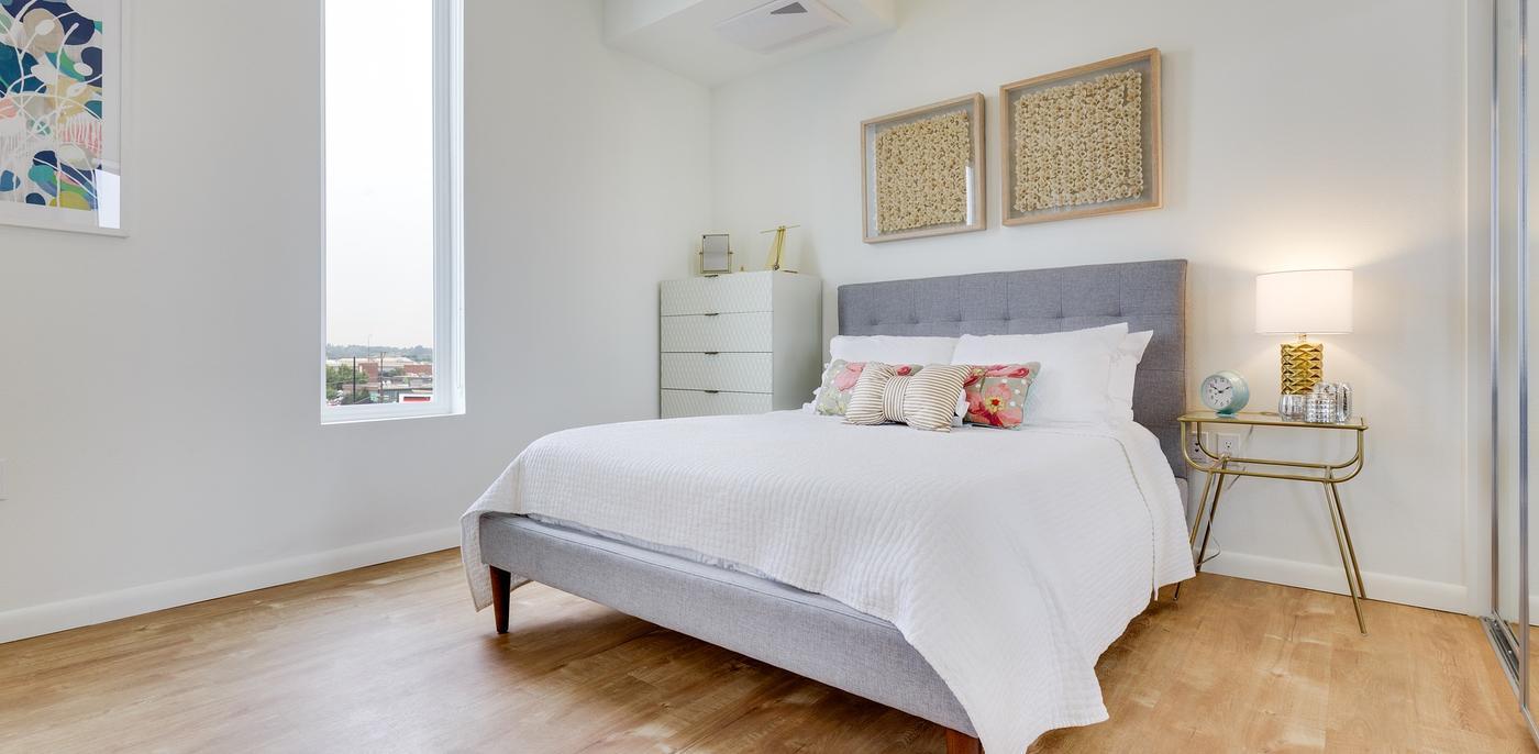 Slaapkamer vloeren inspiratie