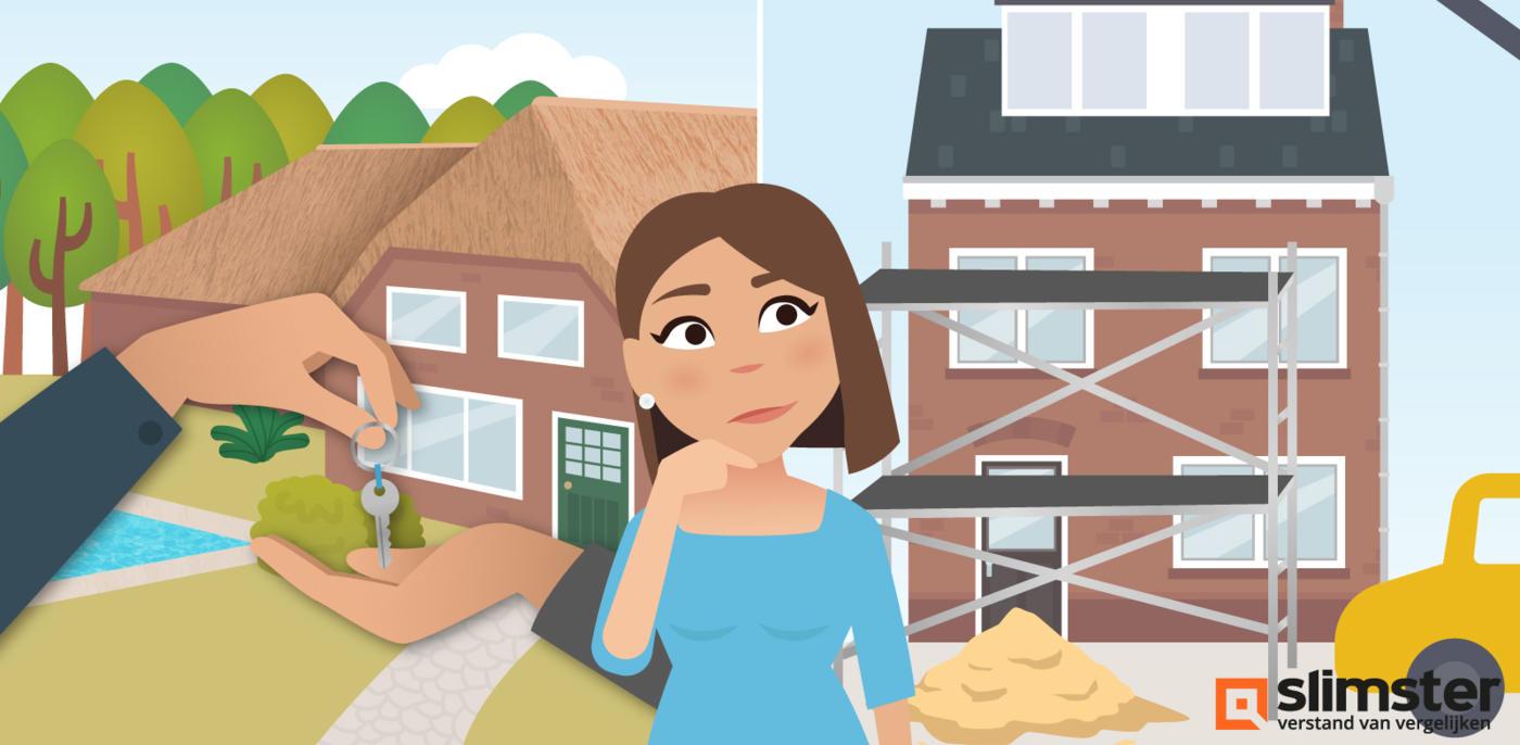 Huis verbouwen of verhuizen?