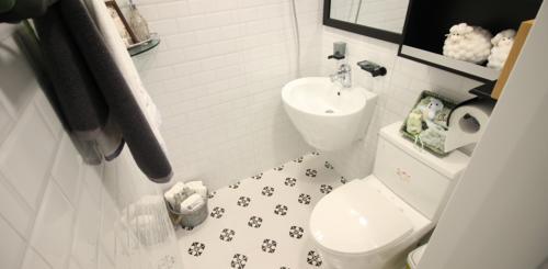 toilet afbreken