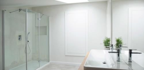 wit huis modern