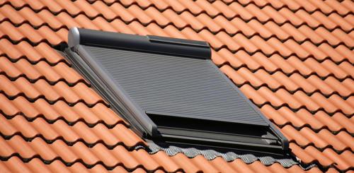rolluik zonne energie