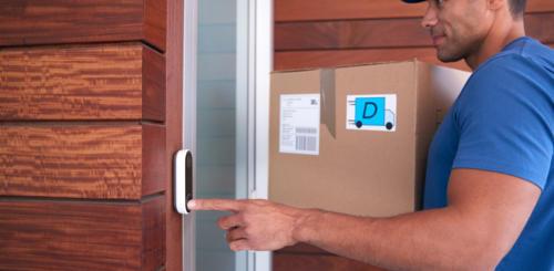 smart home beveiliging deurbel