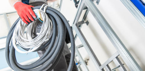 elektriciteit aanleggen kosten