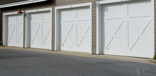 houten openslaande garagedeuren prijs