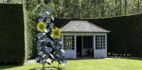 hoe isoleren tuinhuis blokhut
