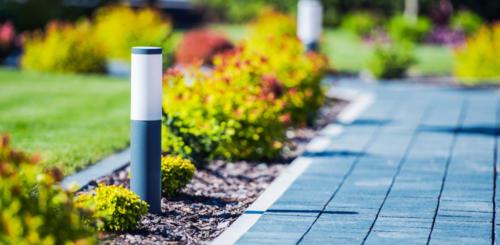 tuinverlichting aanleggen kosten
