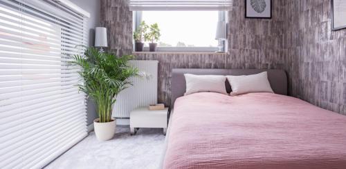 slaapkamer witte vloer
