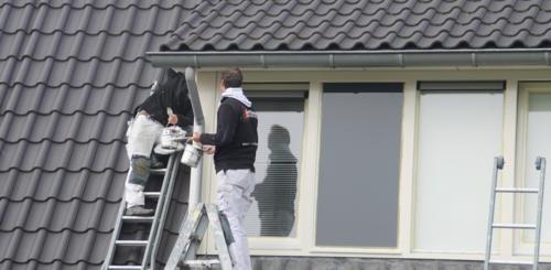 dakkapel schilderen