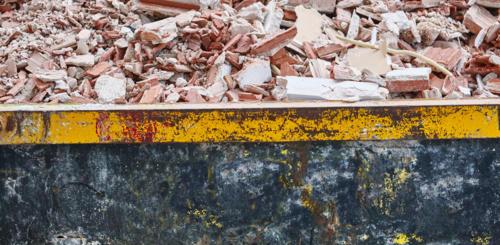 bouw en sloop container huren