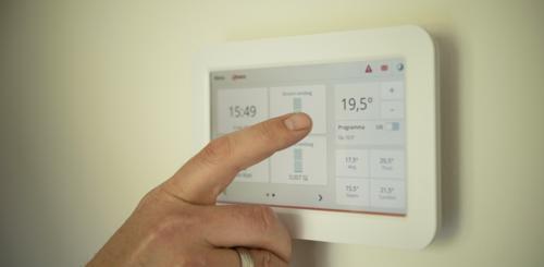 slimme thermostaat stroomverbruik