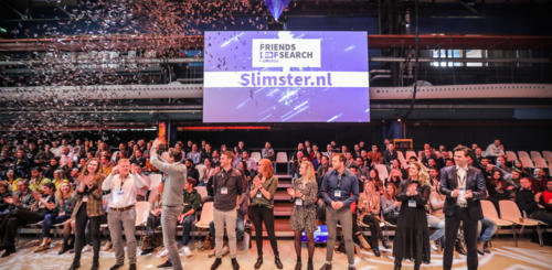 Winner Best SEO - FoS Awards 2020