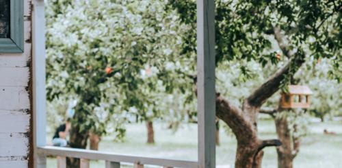 kosten houten veranda
