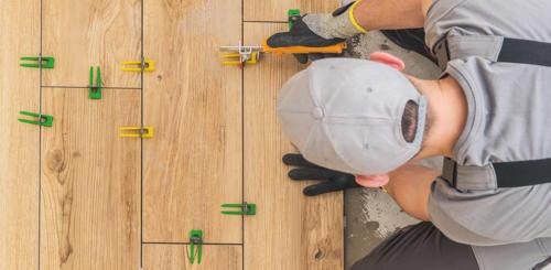 keramische vloertegels houtlook