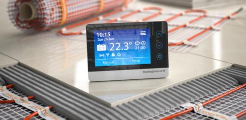 welke slimme thermostaat kopen voor vloerverwarming