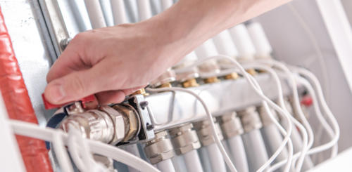 waterleiding aanleggen huis