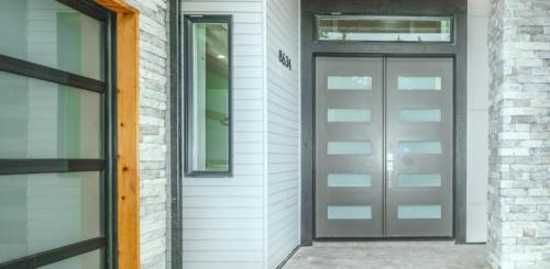 aluminium voordeur prijs