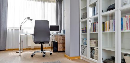 thuiswerk kantoor