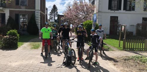 Mountainbiken / MTB clinic