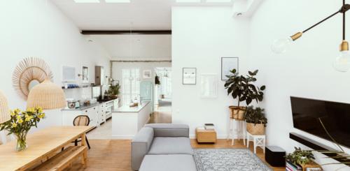 woonkamer witten kosten