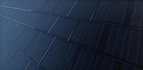 zonnepanelen in dakpannen