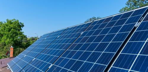 zonnepanelen uitbouw plaatsen
