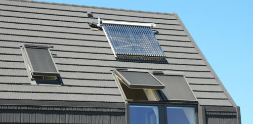 zonwering op zonne-energie prijs