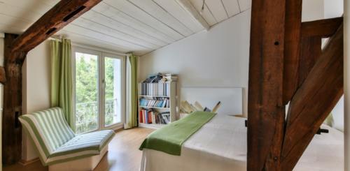 slaapkamer verbouwen zolder