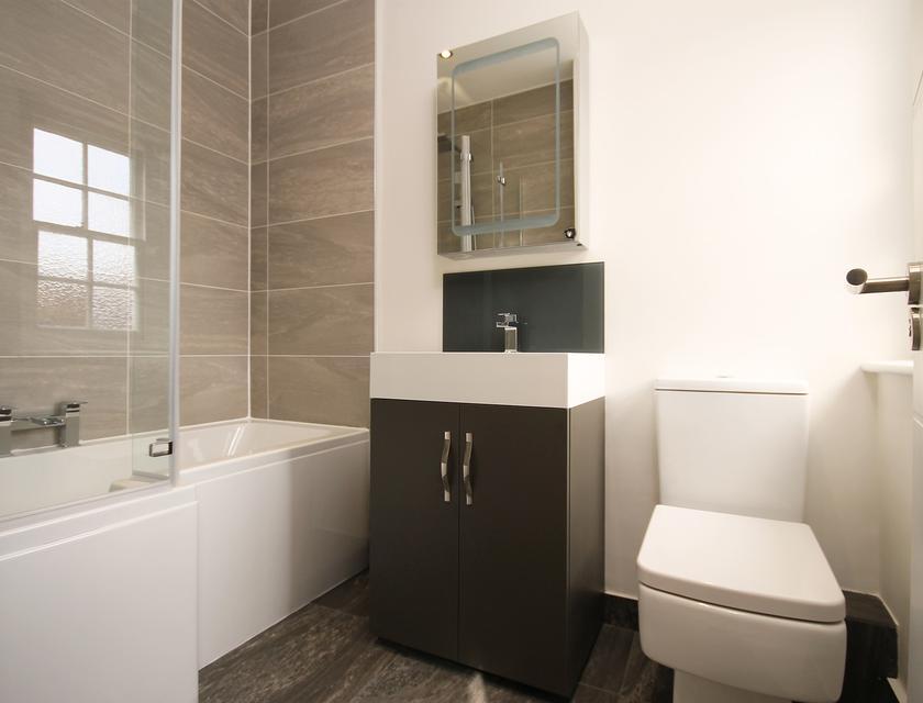 Badkamer Modern Landelijk : Landelijke badkamer voorbeelden & inspiratie slimster