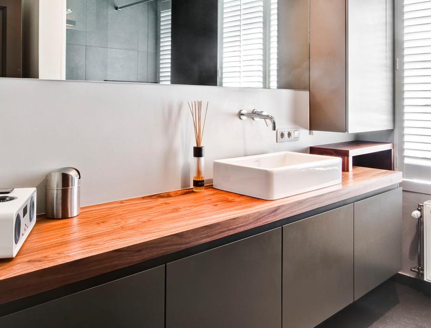 Retro badkamer vintage voorbeelden & inspiratie slimster