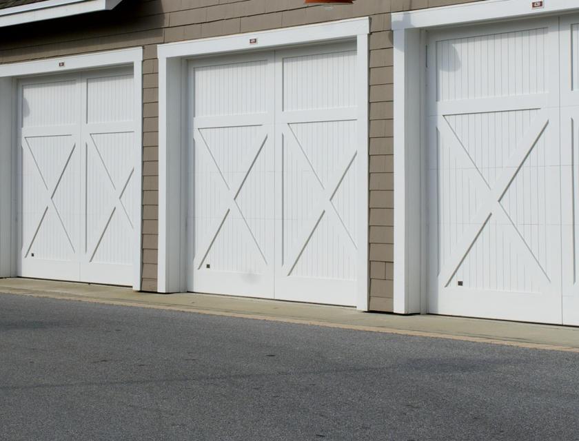 Openslaande deuren voor garage