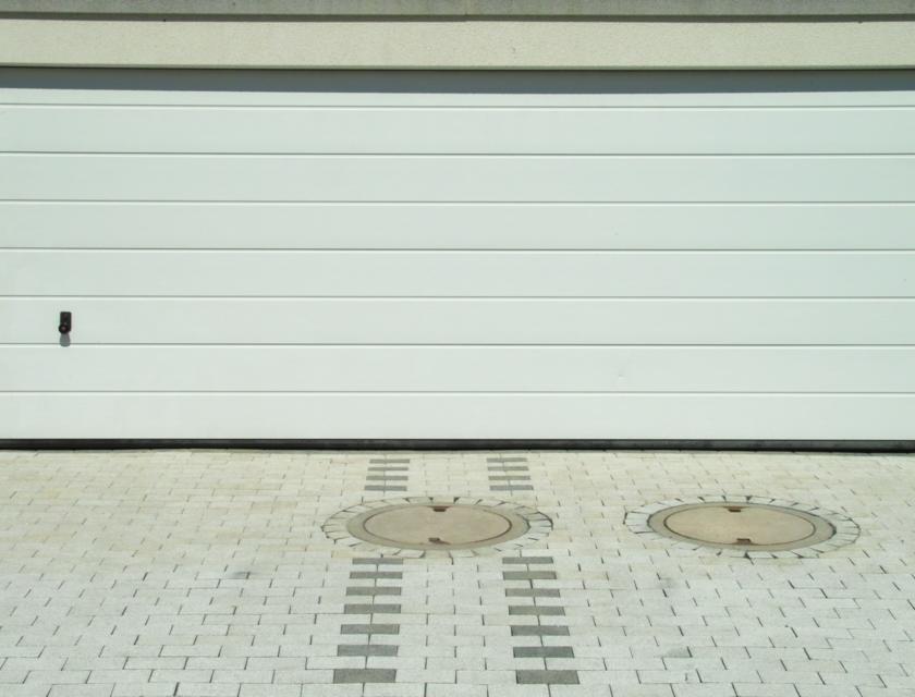 Garagedeur materiaal